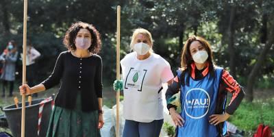 napoli villa floridiana, Napoli: sessanta volontari in azione per la cura del verde nella Villa Floridiana