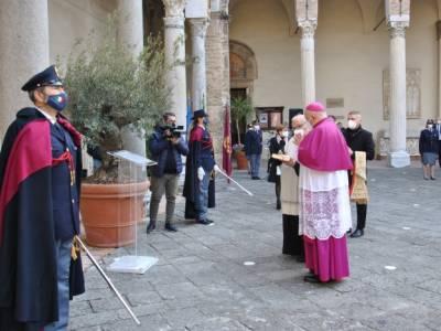 GIovanni Palatucci, Al Duomo di Salerno, commemorazione in ricordo del dottor Giovanni Palatucci