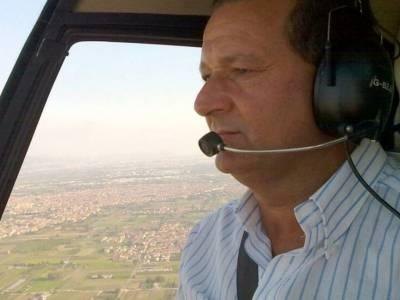 elicottero caduto morto pilota elio sorvillo, Elicottero caduto nel Casertano, morto anche il pilota Elio Sorvillo