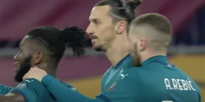 Infortunio Ibrahimovic, Infortunio Ibrahimovic, ironia social: 'Pronto per il dopo-Sanremo'