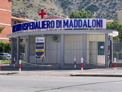 parenti covid maddaloni, Parenti malati chiedono verifiche sul Covid Hospital  di Maddaloni