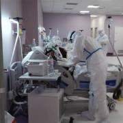 Terapia intensiva Covid