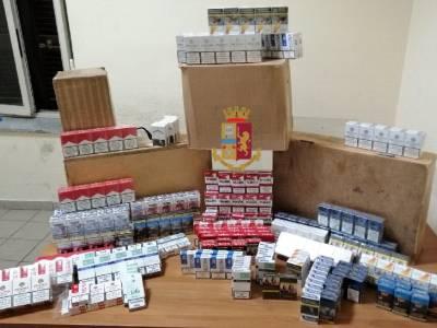 napoli bionde rione berlingieri, Napoli, sequestrati 411 pacchetti di 'bionde' al Rione Berlingieri