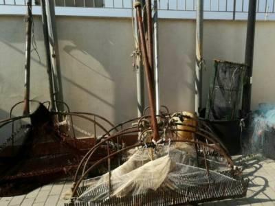 maxi sequestro attrezzi pesca, Maxi sequestro di attrezzi da pesca abusivi sulle sponde del fiume Volturno