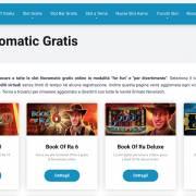 Giocare le slot gratis, Giocare le slot gratis: guida per scegliere senza rischi