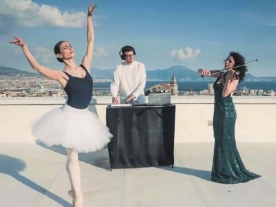 giornata danza Luisa Ieluzzi e KamAak