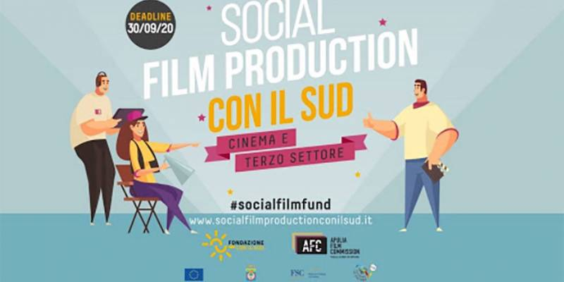 Social Film Production Con il Sud