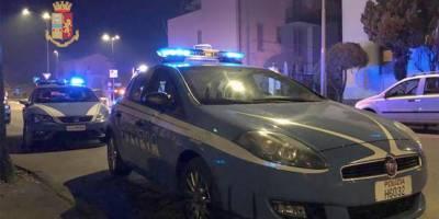 polizia a pianura