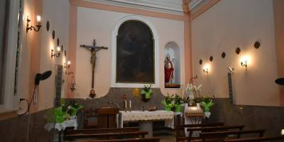 affresco raffigurante sant agostino da restaurare 2 (1)