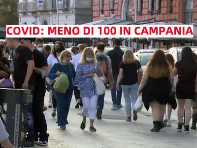COVID CAMPANIA 20GIUGNO