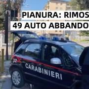 NAPOLI RIMOSSE49AUTO PIANURA