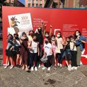 Studenti museo 1
