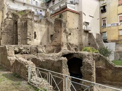 area archeologia forcella