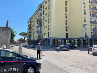 arzano controlli carabinieri rione167