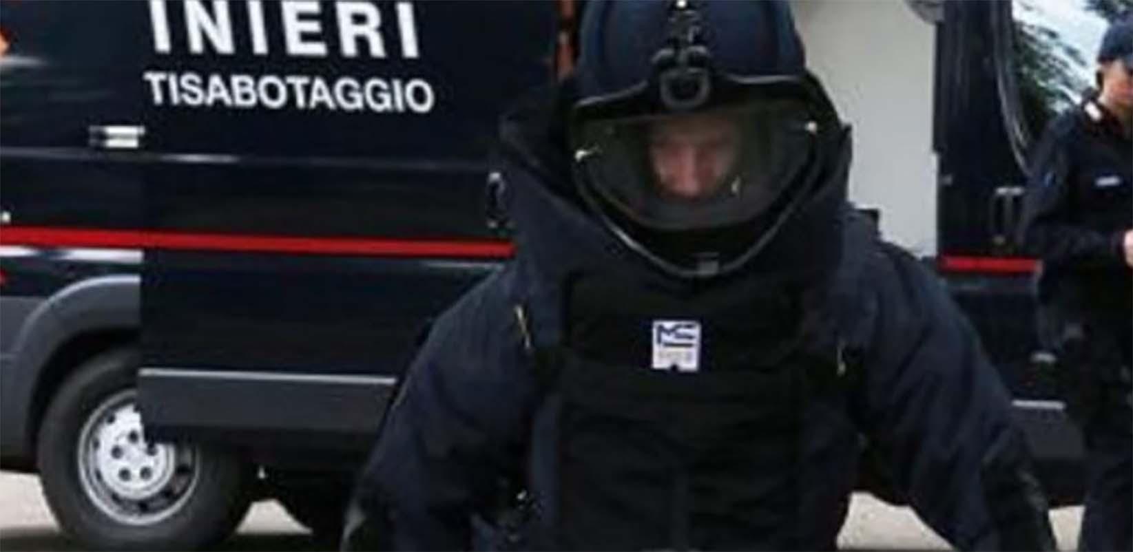 carabinieri amtisabotaggio