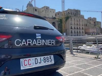 carabinieri pozzuoli