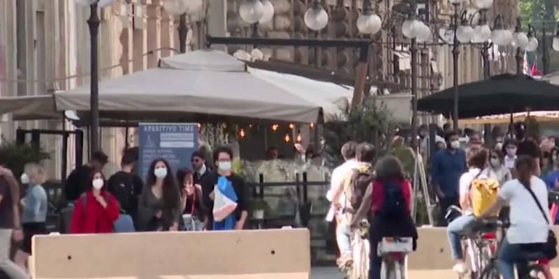 Covid Italia raddoppiano i casi in 24 ore