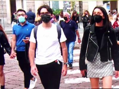 Covid contagio allo 0,6% Italia