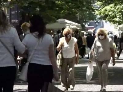 napoli gente passeggio vomero