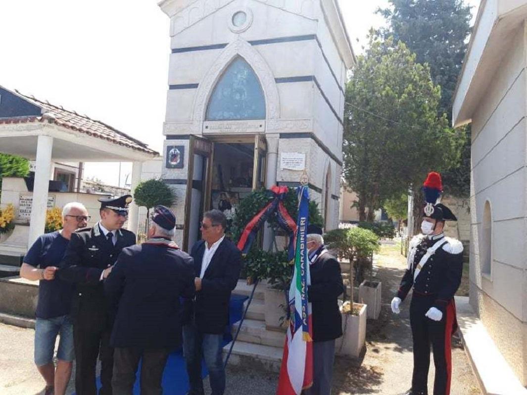 Marano ricorda il carabiniere Nuovoletta