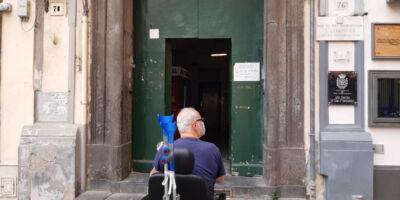 napoli disabili I municipalità